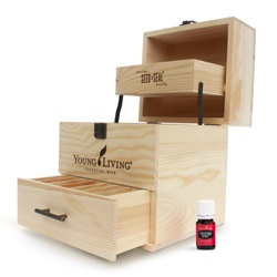 Aroma Wooden Case Set
