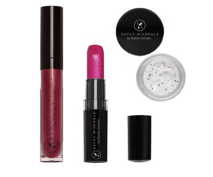 Savvy Minerals Kissable Lips Set #1