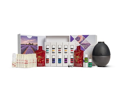 Young Living 2019 PSK w/Rainstone Diffuser