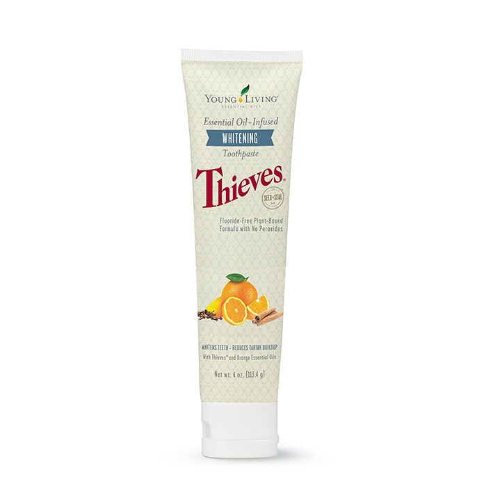 Thieves Whitening Toothpaste
