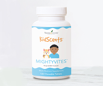 KidScents MightyVites Chewable Tablets - 120cts