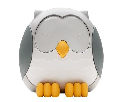 Pembaur Ultrasonik Kanak-Kanak Feather the Owl