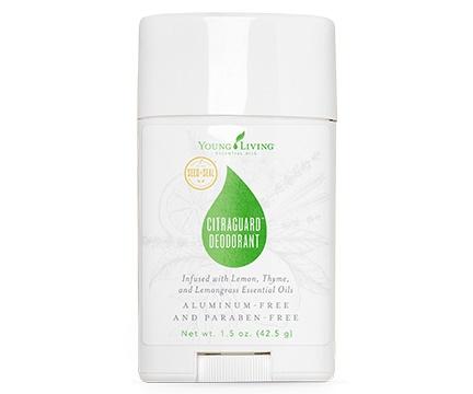 Desodorante CitraGuard