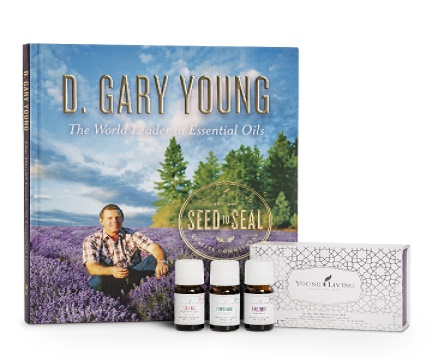 D. Gary Young Book w/Seed to Seal Story Collection