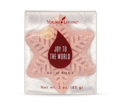 Joy to the World Bath Bomb