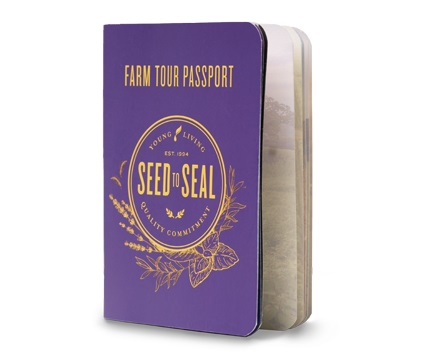 Farm Tour Passport