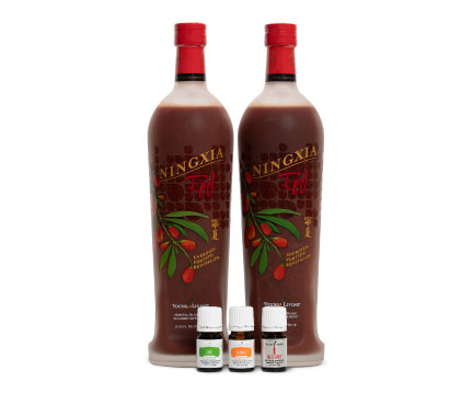 Cheers to NingXia Red Set