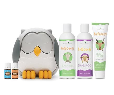Kidscents Owl-some Set