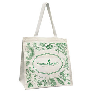 Young Living Reusable Canvas Bag