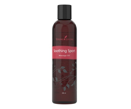 Soothing Sport Massage Oil 236ml