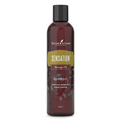 Sensation Massage Oil