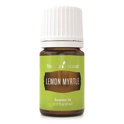 Uleiul esențial Lemon Myrtle