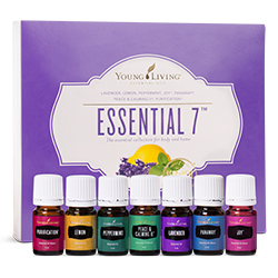 Essential 7 Oil Collection