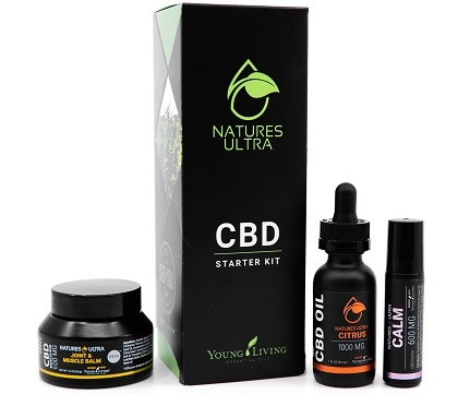 Premium Starter Kit CBD - Extra Strength