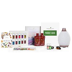 Premium Starter Kit with Desert Mist Diffuser