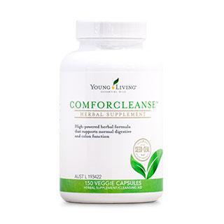 ComforCleanse Capsules - 150 ct