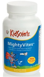 KidScents - MightyVites Chewable Tablets - 90 ct