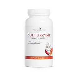Polvo Sulfurzyme - 227 gr.