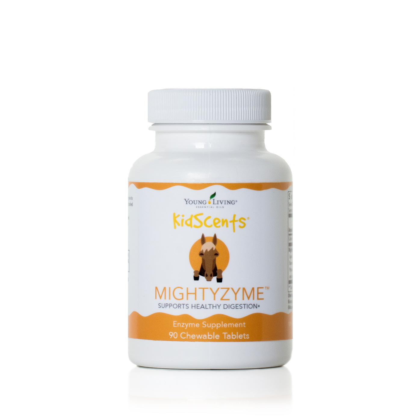 KidScents - MightyZyme Chewable Tablets