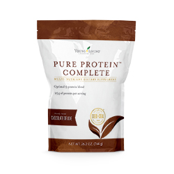 Suplemento Pure Protein Complete - Chocolate