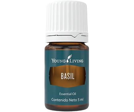 Aceite esencial de albahaca (Basil)