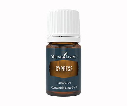Aceite esencial de ciprés (Cypress)