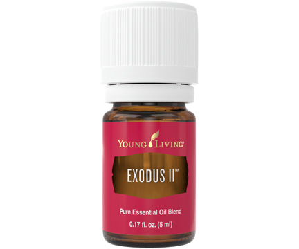 Exodus II Essential Oil Blend