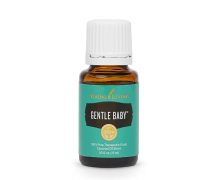Gentle Baby Essential Oil Blend