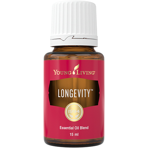 Longevity Essential Oil Blend