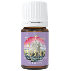 Live With Passion Essential Oil