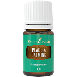 Peace & Calming Essential Oil Blend