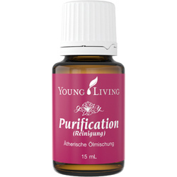 Purification Essential Oil - Reinigung