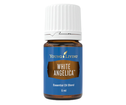 White Angelica Essential Oil Blend
