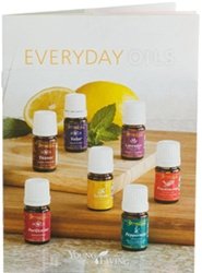Booklet, Everyday Oils