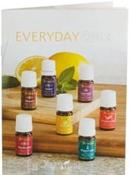 Booklet, Everyday Oils 25pk
