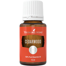 Cedarwood - Cederträ