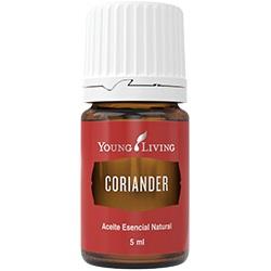 Aceite Esencial de Coriander (Cilantro)