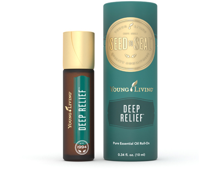 DEEP RELIEF (ALIVIO PROFUNDO) ROLON (10 ML)