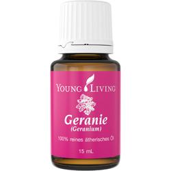 Geranium - Geranie Öl