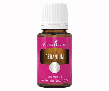 Aceite Esencial de Geranio (Geranium)