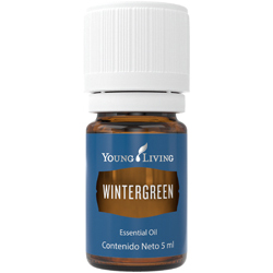 Aceite esencial de ebúrnea (Wintergreen)