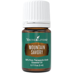 Mountain Savory Essential Oil | Young Living Essential Oils