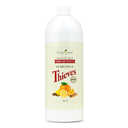 Thieves Foaming Hand Soap Refill.