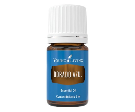 Aceite Esencial Dorado Azul