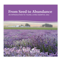 DVD, From Seed To Abundance Essential Oil
