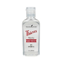 Thieves Waterless Hand Purifier 29ml 盗贼无水洗手液
