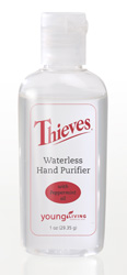 Thieves® Waterless Hand Purifier