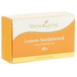 Bar Soap - Lemon Sandalwood Bar Soap 100g 柠檬檀香洁面皂