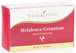 Melaleuca-Geranium Moisturizing Soap