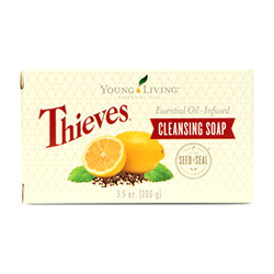 Thieves-palasaippua (Thieves Bar Soap)